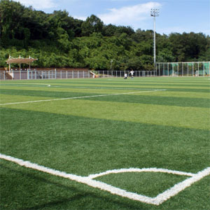 Playground Synthetic Artificial Grass Turf